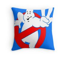 casper  ghost master  Throw Pillow