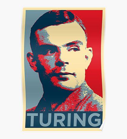 TURING Poster