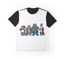 Koopas group shot Graphic T-Shirt