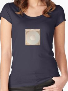 CD Caddy Women's Fitted Scoop T-Shirt