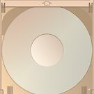 CD Caddy by Dean Dunakin