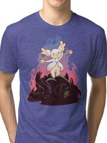 big and loud  Tri-blend T-Shirt