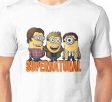 Supernatural minion Unisex T-Shirt
