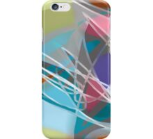 Fly Away -- abstract art iPhone Case/Skin