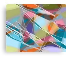 Fly Away -- abstract art Canvas Print