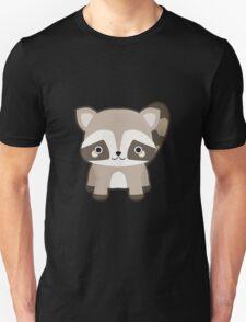 Kawaii Raccoon Unisex T-Shirt
