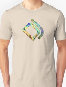 Colorful DJ Unisex T-Shirt