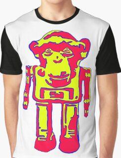 Chimpbot Graphic T-Shirt