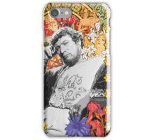 Nero Dreams of Flowers  iPhone Case/Skin