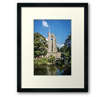 All Saint's Church Tower Framed Print