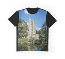 All Saint's Church Tower Graphic T-Shirt