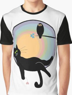 Have A Good Evening Graphic T-Shirt