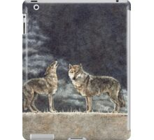 Mournful Song iPad Case/Skin