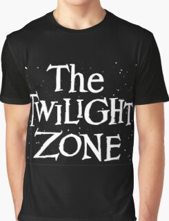 The Twilight Zone Graphic T-Shirt