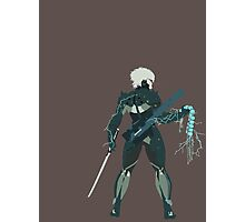 Raiden's Badass Photographic Print