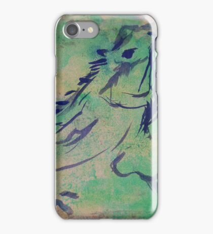 Dancing Iguana iPhone Case/Skin