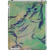 Dancing Iguana iPad Case/Skin