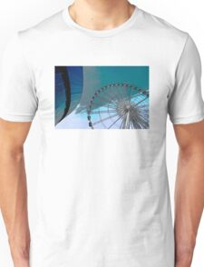 Circles in the sky! Unisex T-Shirt