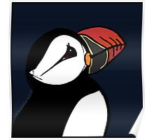 The Puffin's Dream  Poster