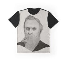 Rutherford B. Hayes Graphic T-Shirt