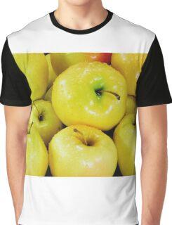Yellow apples Graphic T-Shirt
