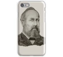 James A. Garfield iPhone Case/Skin