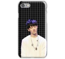 Hanbin in black (phone case) iPhone Case/Skin