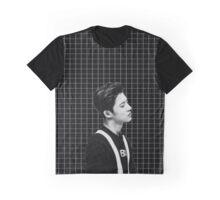Hanbin in black (phone case) Graphic T-Shirt