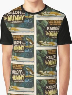 Boris Karloff in The Mummy Graphic T-Shirt