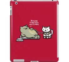 Tubba the Catt iPad Case/Skin
