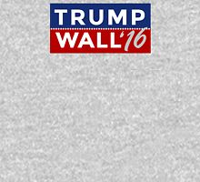Trump/Wall 2016 Unisex T-Shirt