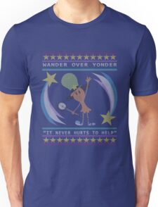 Wander Over Yonder- Sweater of Love Unisex T-Shirt