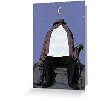 Surrealism Greeting Card
