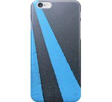 .Blue Road iPhone Case/Skin