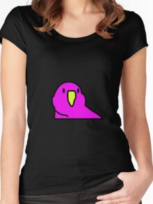 Party Parrot Like It's 1999 Women's Fitted Scoop T-Shirt
