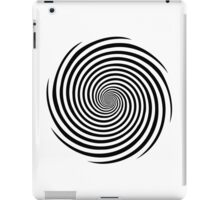 Spiral  N.1 iPad Case/Skin