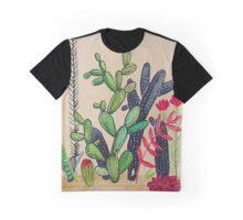Cacti 3 Graphic T-Shirt