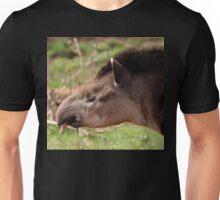 Tapir Humour Unisex T-Shirt