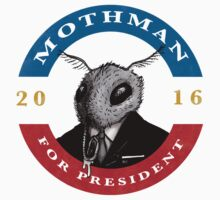 2016 Mothman Campaign Memorabilia One Piece - Short Sleeve