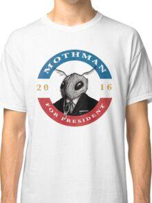 2016 Mothman Campaign Memorabilia Classic T-Shirt