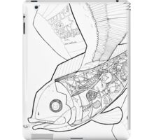 Flying Fish and Party Gnomes iPad Case/Skin