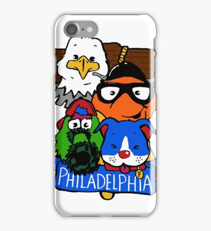 Philly Sporps! iPhone Case/Skin