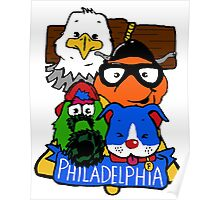 Philly Sporps! Poster