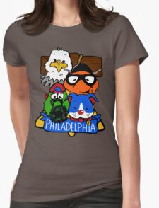 Philly Sporps! Womens Fitted T-Shirt