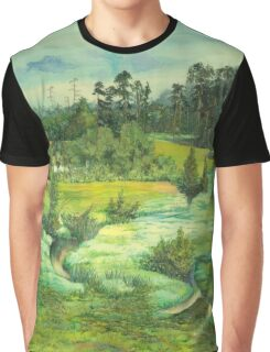 green valley Graphic T-Shirt