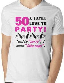 Funny 50th Birthday Party T-Shirt