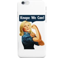 Knope We Can! // Parks & Recreation  iPhone Case/Skin