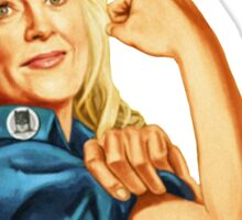 Knope We Can! // Parks & Recreation  Sticker