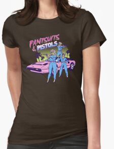 Pantsuits and Pistols T-Shirt
