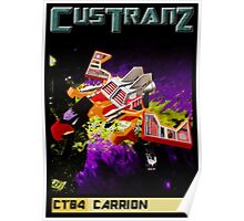 Custranz Carrion Art Poster